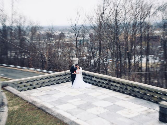 Demetri and Jane's Wedding in Palisades Park, New Jersey 4