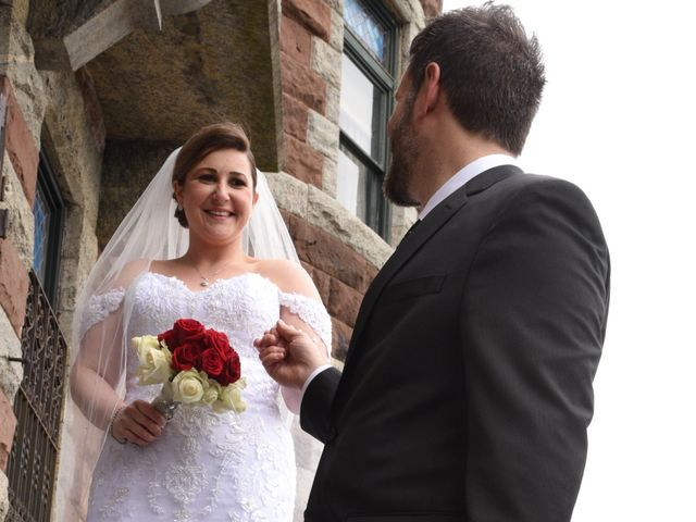 Demetri and Jane's Wedding in Palisades Park, New Jersey 5