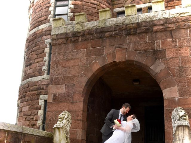 Demetri and Jane's Wedding in Palisades Park, New Jersey 7