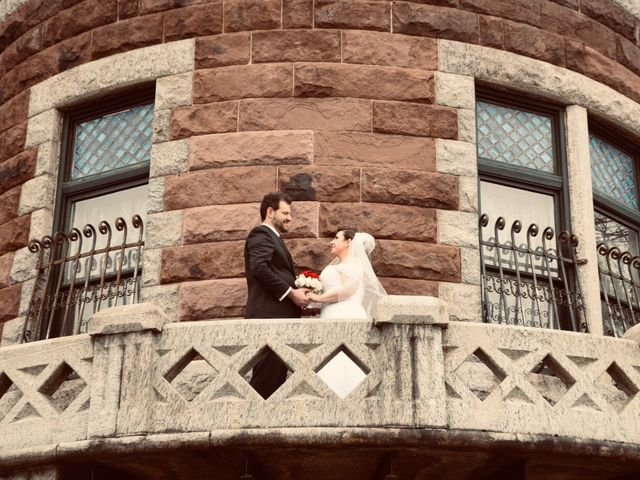 Demetri and Jane's Wedding in Palisades Park, New Jersey 8