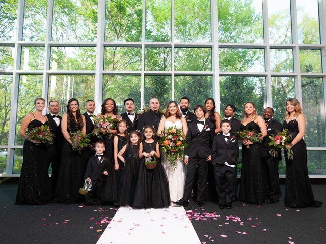 Luis and Maggie's Wedding in Virginia Beach, Virginia 16