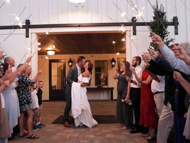 Ashley and Jordan's Wedding in Midway, Utah 6