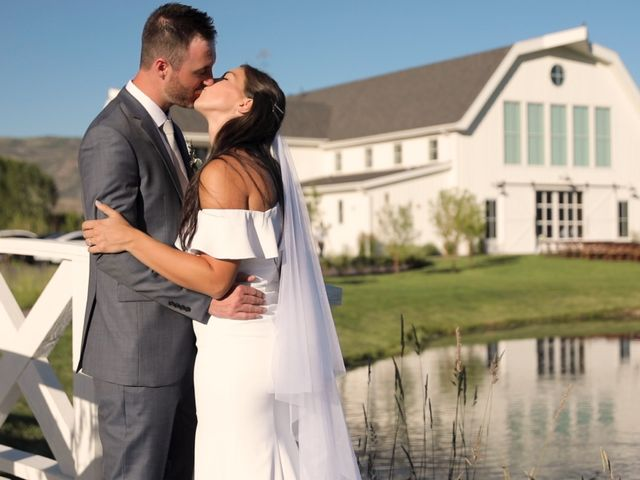 Ashley and Jordan's Wedding in Midway, Utah 8