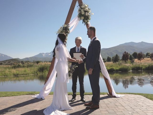 Ashley and Jordan's Wedding in Midway, Utah 1