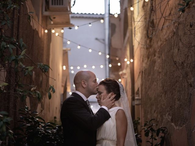 The wedding of Ada and Massimiliano