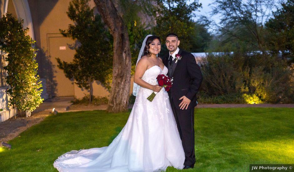 David and Rae's Wedding in Tucson, Arizona