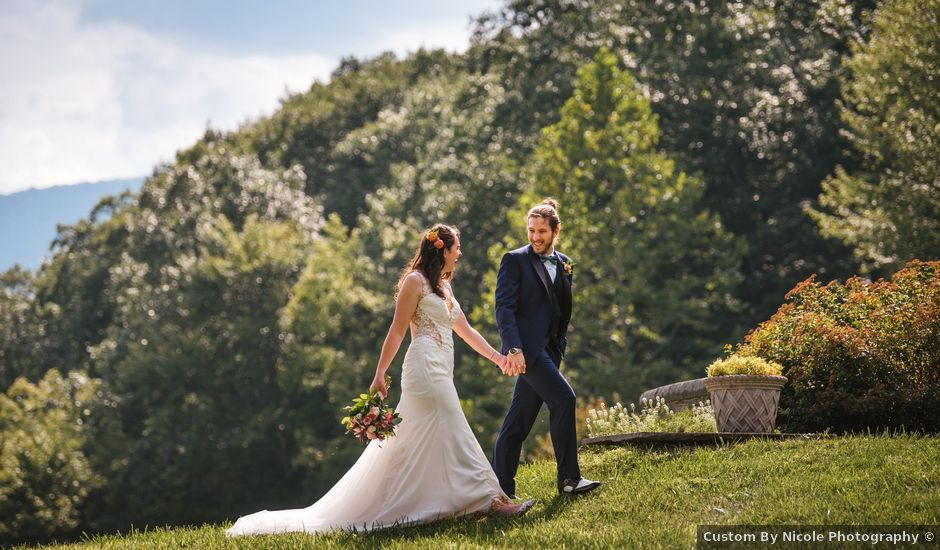 James and Emy's Wedding in Catskill, New York