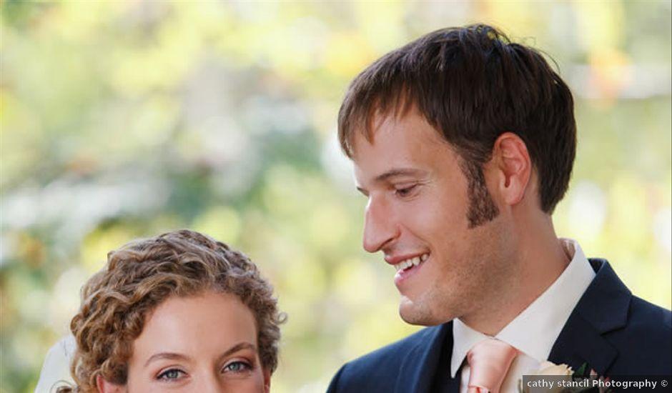 Ashley and Joe's Wedding in Sonoma, California