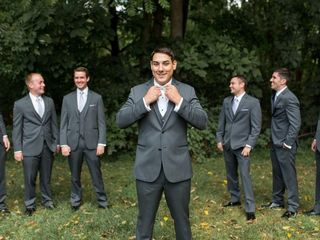 Jaclyn and Bill's Wedding in Blue Bell, Pennsylvania 10