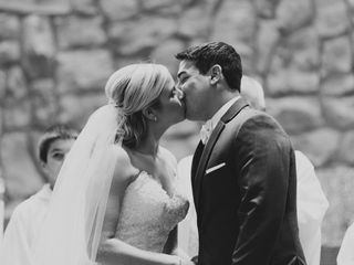 Jaclyn and Bill's Wedding in Blue Bell, Pennsylvania 6