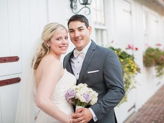 Jaclyn and Bill's Wedding in Blue Bell, Pennsylvania 13