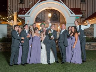 Jaclyn and Bill's Wedding in Blue Bell, Pennsylvania 19