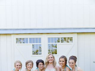 Haylie and Drew's Wedding in Tomball, Texas 5