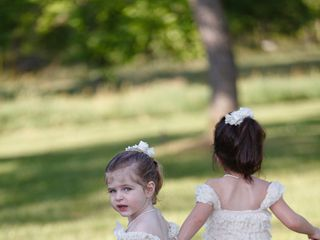 Haylie and Drew's Wedding in Tomball, Texas 7