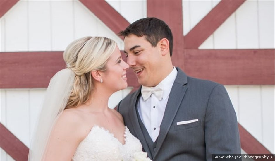 Jaclyn and Bill's Wedding in Blue Bell, Pennsylvania