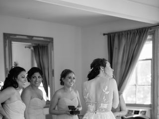 Kenny and Melissa's Wedding in Washingtonville, New York 8