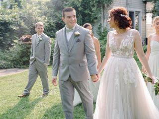 Kenny and Melissa's Wedding in Washingtonville, New York 3