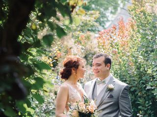 Kenny and Melissa's Wedding in Washingtonville, New York 16