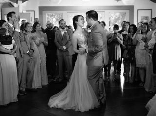 Kenny and Melissa's Wedding in Washingtonville, New York 17