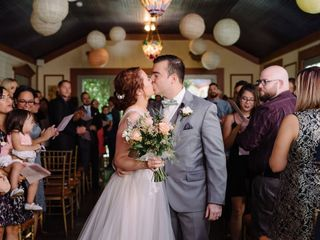 Kenny and Melissa's Wedding in Washingtonville, New York 20