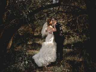 The wedding of Lauren Holmes and James Holmes
