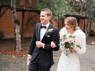 Anna and Erick's Wedding in San Antonio, Texas 8