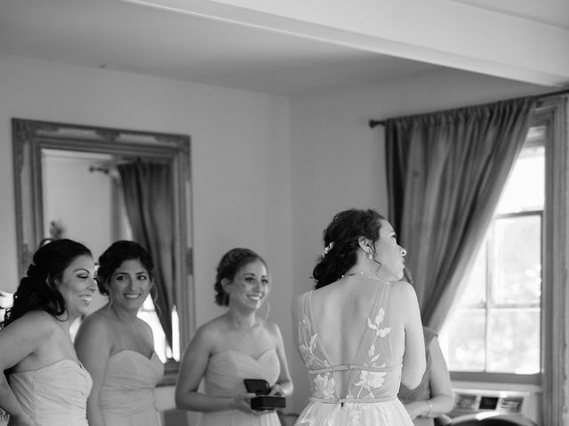 Kenny and Melissa's Wedding in Washingtonville, New York 7