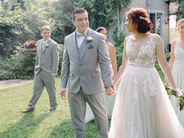 Kenny and Melissa's Wedding in Washingtonville, New York 10