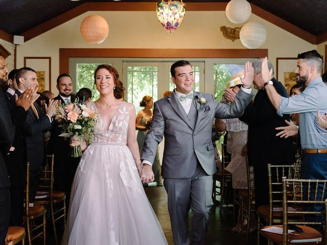 Kenny and Melissa's Wedding in Washingtonville, New York 22