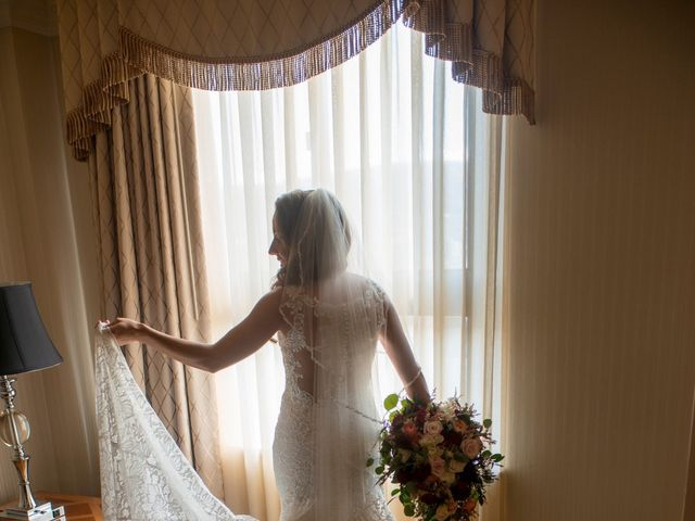Kostadinos and Jillian's Wedding in Bethlehem, Pennsylvania 4