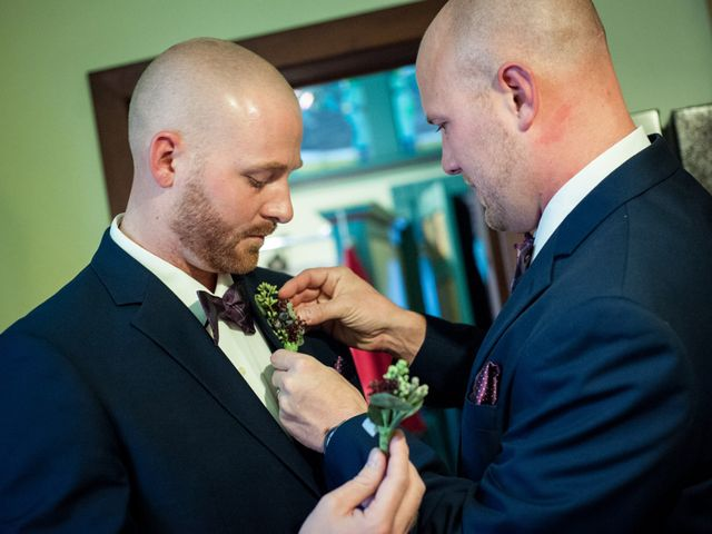 Kyle and Tasha's Wedding in Bloomsburg, Pennsylvania 6