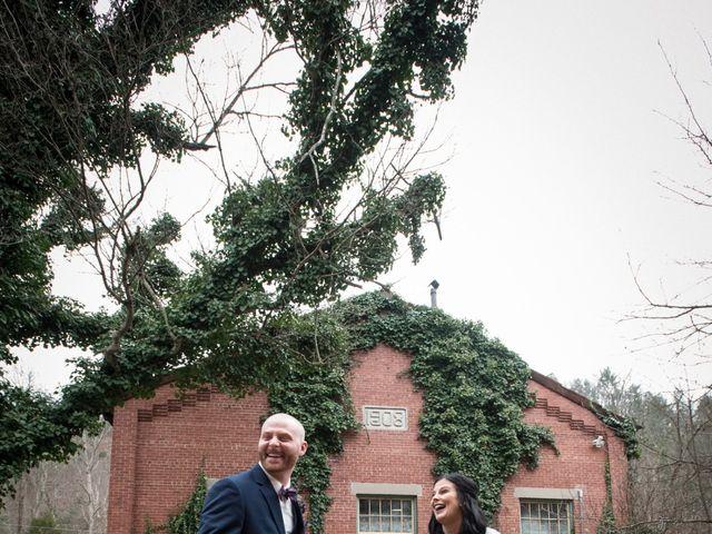 Kyle and Tasha's Wedding in Bloomsburg, Pennsylvania 9