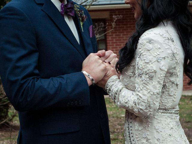Kyle and Tasha's Wedding in Bloomsburg, Pennsylvania 10