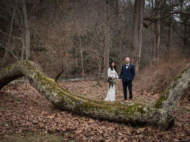 Kyle and Tasha's Wedding in Bloomsburg, Pennsylvania 14