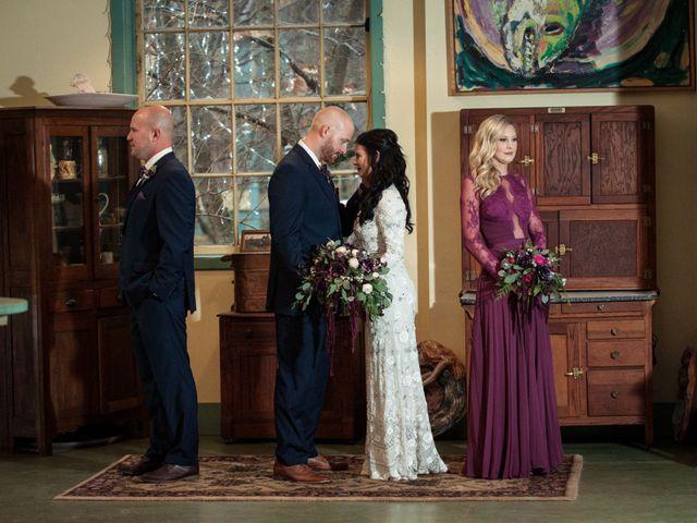 Kyle and Tasha's Wedding in Bloomsburg, Pennsylvania 22
