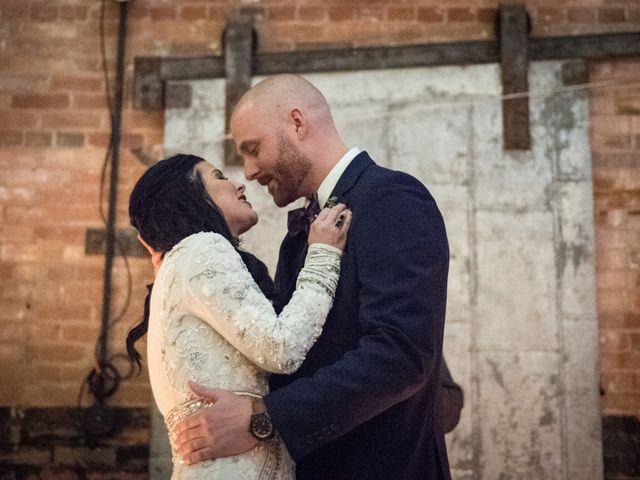 Kyle and Tasha's Wedding in Bloomsburg, Pennsylvania 41