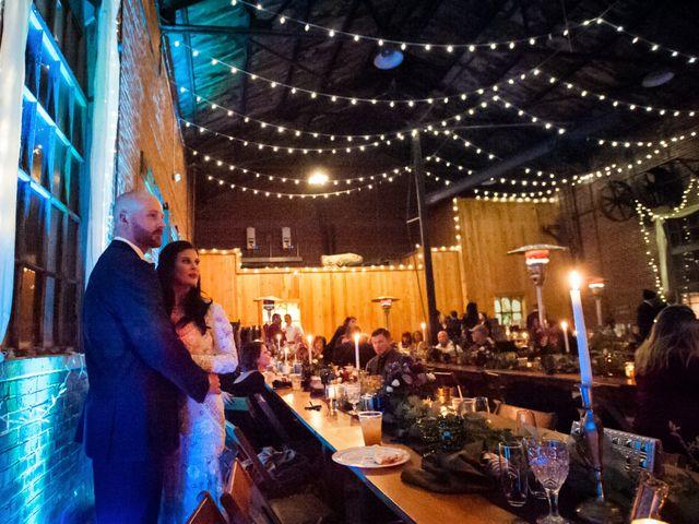 Kyle and Tasha's Wedding in Bloomsburg, Pennsylvania 47