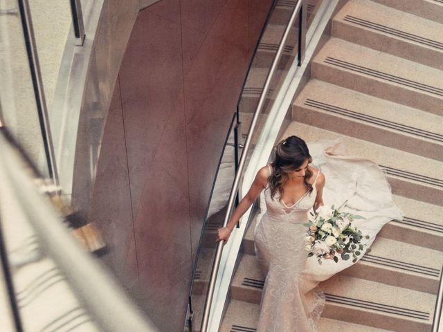 Matt and Christie's Wedding in Jersey City, New Jersey 5