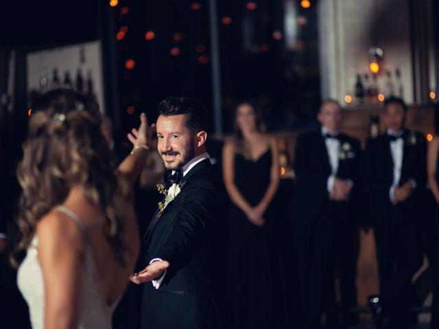 Matt and Christie's Wedding in Jersey City, New Jersey 17
