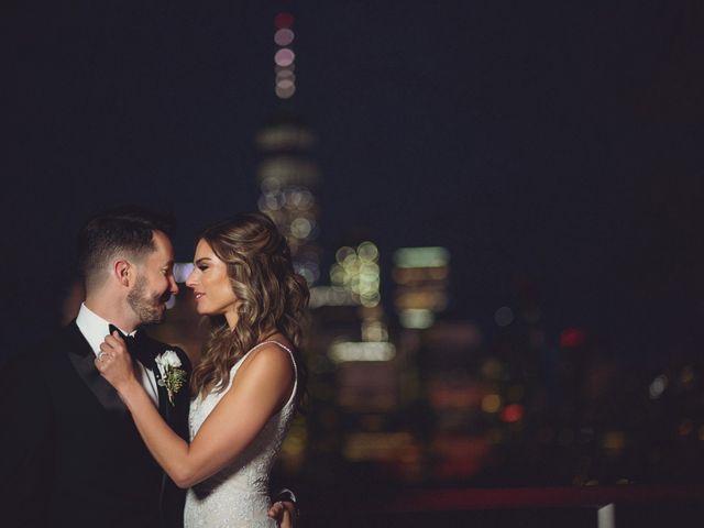 Matt and Christie's Wedding in Jersey City, New Jersey 21