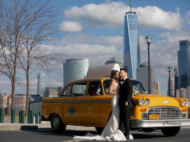 Matt and Christie's Wedding in Jersey City, New Jersey 12