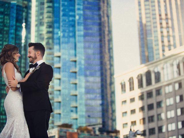 Matt and Christie's Wedding in Jersey City, New Jersey 15