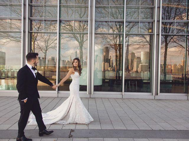 Matt and Christie's Wedding in Jersey City, New Jersey 16