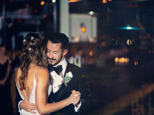 Matt and Christie's Wedding in Jersey City, New Jersey 19