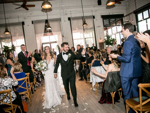 Matt and Christie's Wedding in Jersey City, New Jersey 9