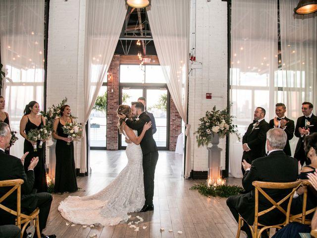 Matt and Christie's Wedding in Jersey City, New Jersey 10