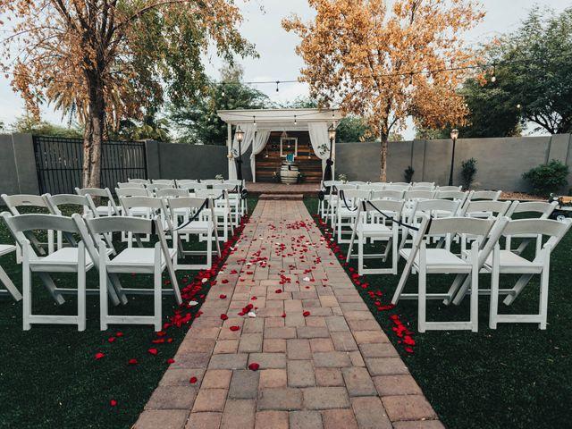Angel and Mary's Wedding in Gilbert, Arizona 2