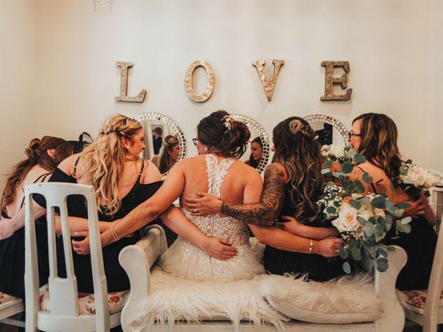 Angel and Mary's Wedding in Gilbert, Arizona 3