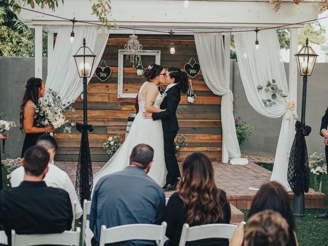 Angel and Mary's Wedding in Gilbert, Arizona 7