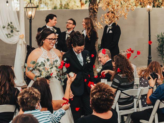 Angel and Mary's Wedding in Gilbert, Arizona 8